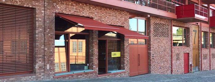LOK6 is one of Berlin.
