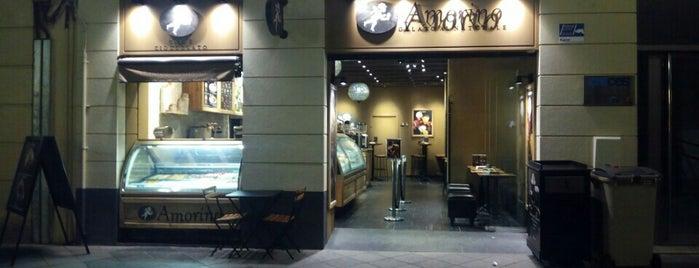 Amorino is one of Kahve & Çay.