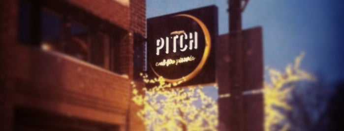 Pitch Coal-Fire Pizzeria is one of Pizza!!.