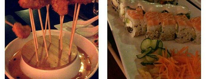 BUENOSAIRESUSHI is one of 20 favorite restaurants.