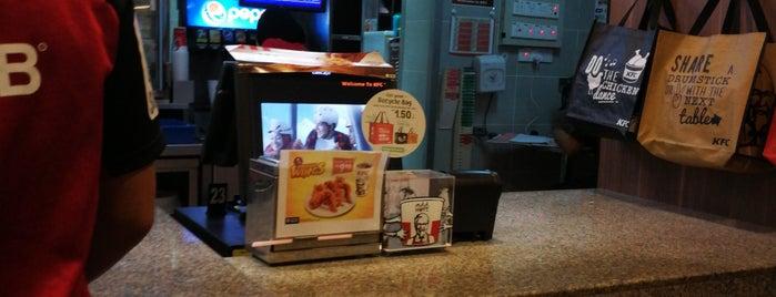 KFC Tanjung Lobang is one of KFC Chain, MY #1.