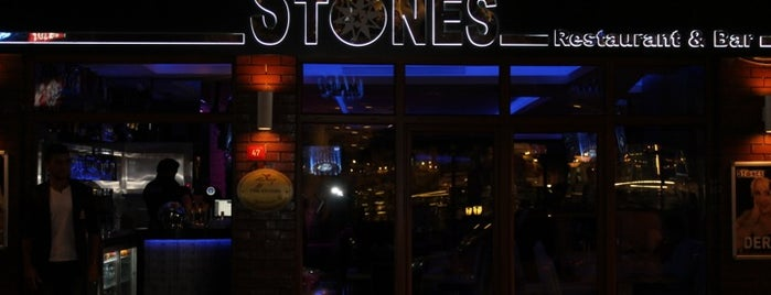 The Stones is one of 20 favorite restaurants.