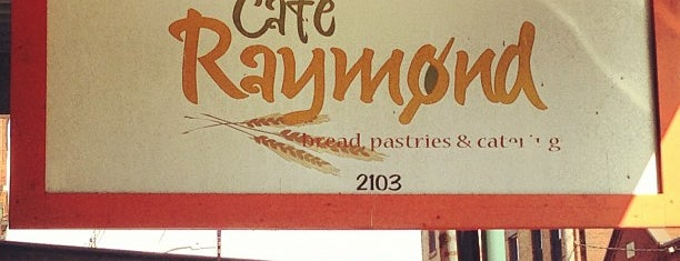 Café Raymond is one of PGH to do.