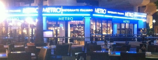 Metro Ristorante Italiano is one of Torremolinos - Benalmádena.