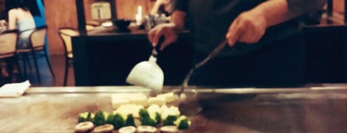 Tatsuya Teppanyaki is one of FAVORITE JAPANESE FOOD.