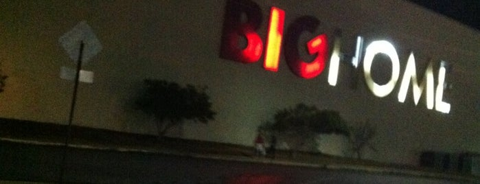 Big Home is one of Plazas y tiendas.