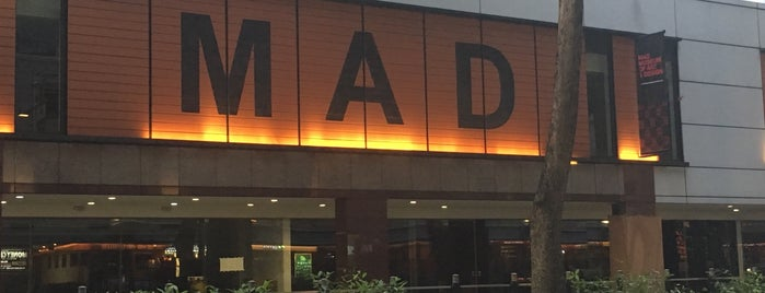 MAD Museum of Art & Design is one of Places To Go.