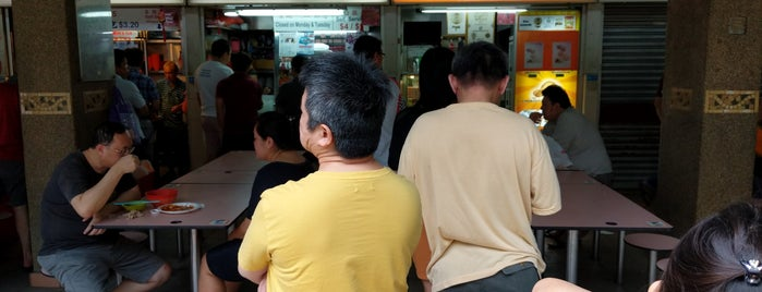 Balestier Road Hoover Rojak is one of Good Food Places: Hawker Food (Part I)!.