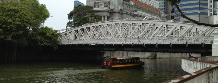 Anderson Bridge is one of Non Standard Roads in Singapore.