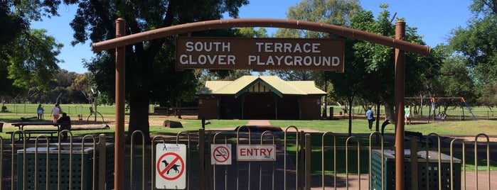 South Terrace Glover Playground is one of Adelaide.