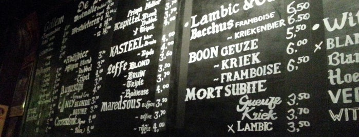 Café Gollem is one of The 15 Best Places for IPAs in Amsterdam.