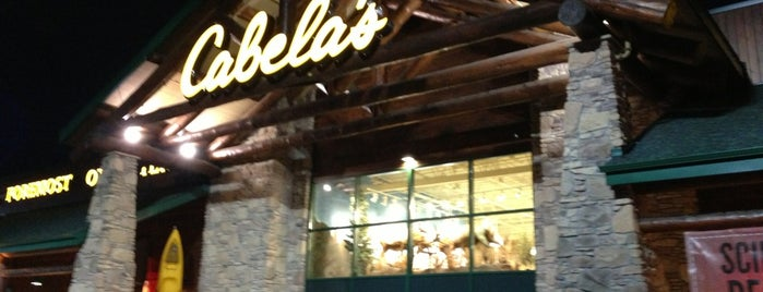 Cabela's is one of Favorites of Mine.