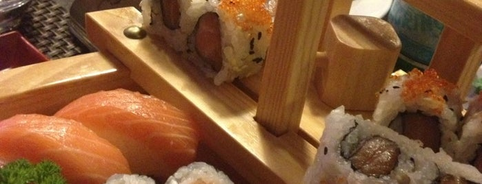 Sakura Sushi House is one of Sushi Milano.