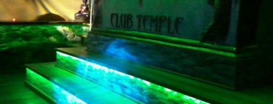 Club Temple is one of istanbul.