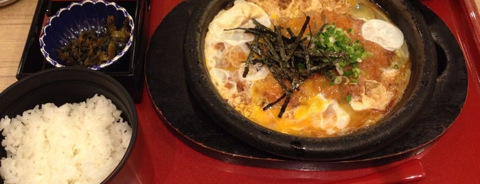 Don Don Tei (ดอนดอนเท) 丼丼亭 is one of Awesome Food Places All Over.