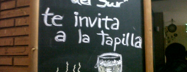 Ambiente del Sur is one of Tapeo en Barcelona.