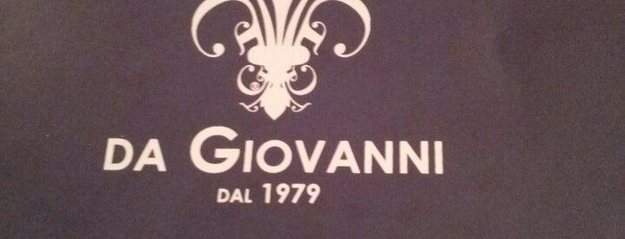 Da Giovanni is one of Cibo.