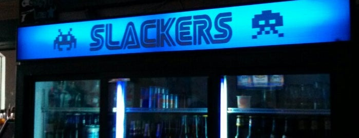 Slackers is one of Bars/Outings.