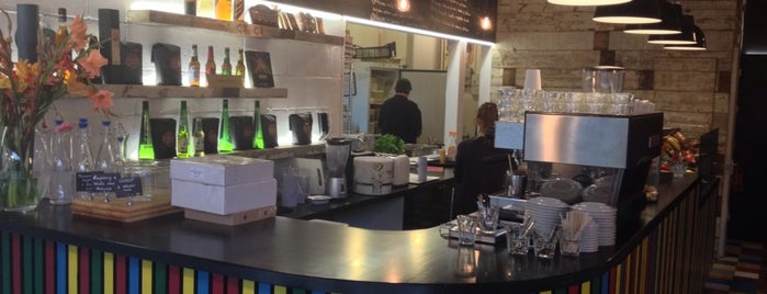 Arepa & Co is one of UK_to go_Summer Bars.