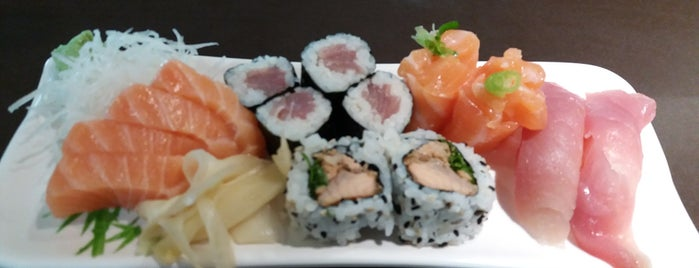 Vivi Sushi is one of Almoço no Centro de Porto Alegre.