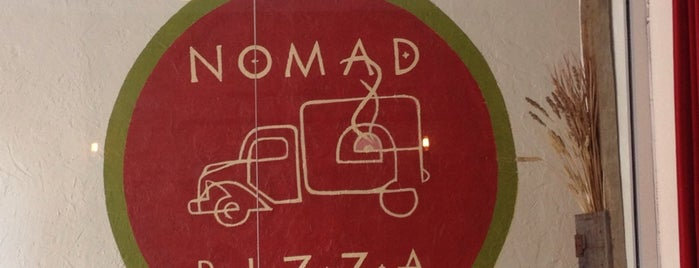 Nomad Pizza is one of Philly pizza.