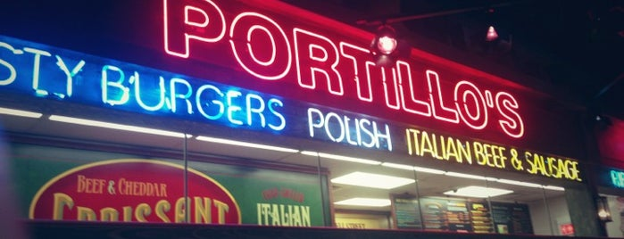 Portillo's is one of Favorite Restaurants.