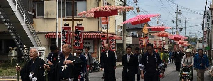 松應寺 is one of 三河三十三観音.