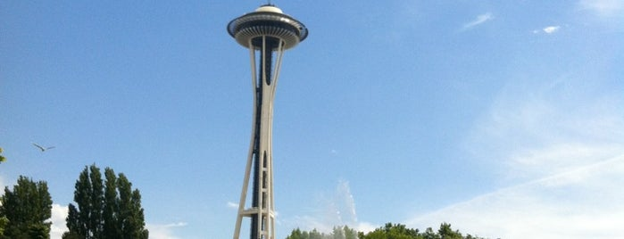 Seattle Center is one of Seattle Tourism.