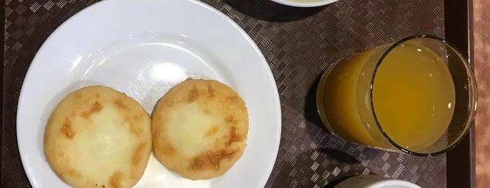 Лаврушка is one of Кофе/кафе.