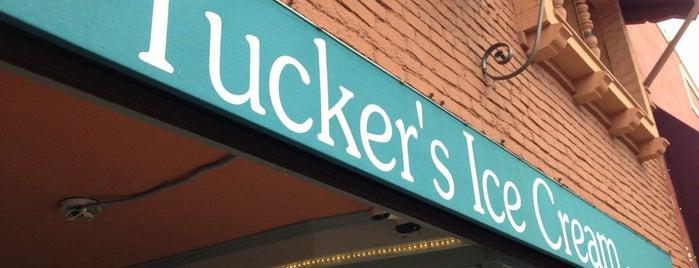 Tucker's Ice Cream is one of Ice Cream places in Bay Area.