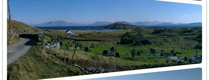 Inishbofin is one of Re-discover Europe 2014.
