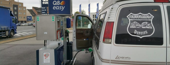 Q8 Easy is one of Gasoline stations at Belgium.
