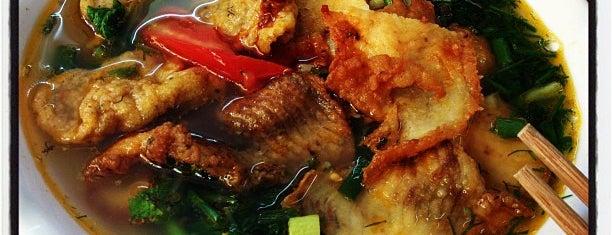 Bún Cá Hàn Thuyên is one of ăn uống Hn.