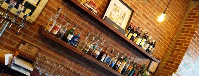 The Pursuit Wine Bar is one of Restaurants to try.
