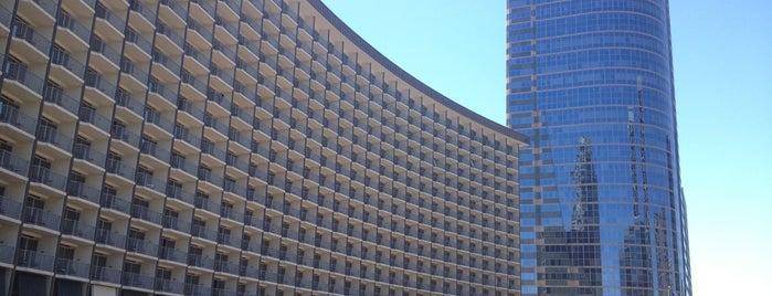 Hyatt Regency Century Plaza is one of HYATT Hotels and Resorts.