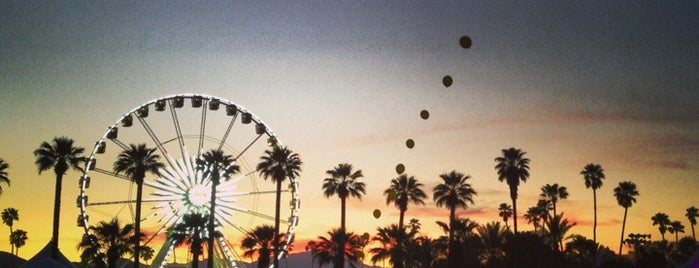 Coachella Valley Music and Arts Festival is one of Los Angeles List.