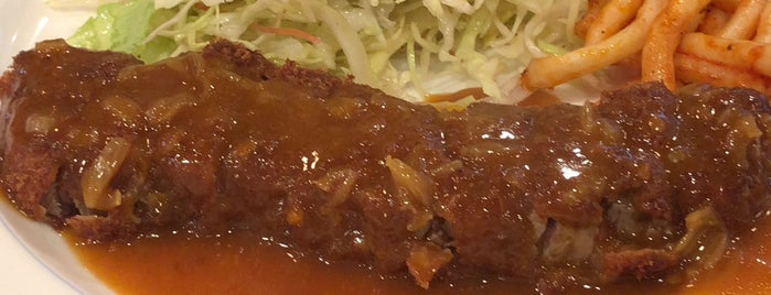 洋食 ゲンジ is one of 神戸で食べる.