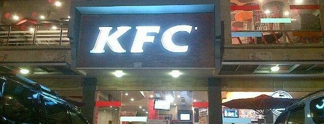 KFC is one of wi-fi Zone Denpasar.