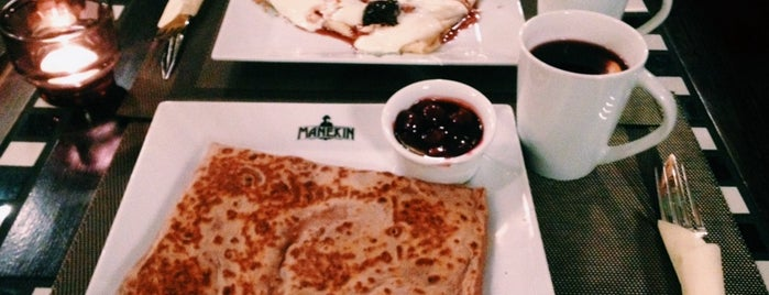 Manekin is one of To eat.