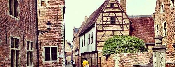 Groot Begijnhof is one of Belgium / World Heritage Sites.