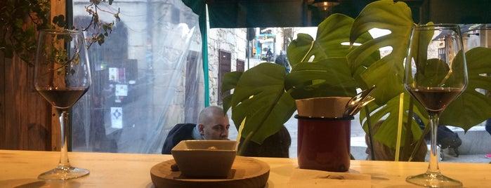 Taberna Baiuca is one of Vigo comer sugerencias.