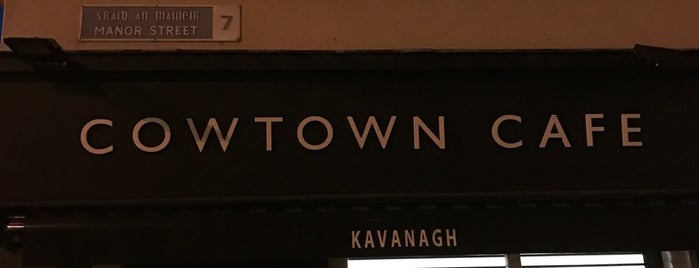 Cowtown Cafe is one of Dublin: Favourites & To Do.