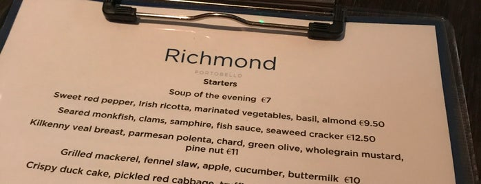 Richmond is one of Dublin: Favourites & To Do.