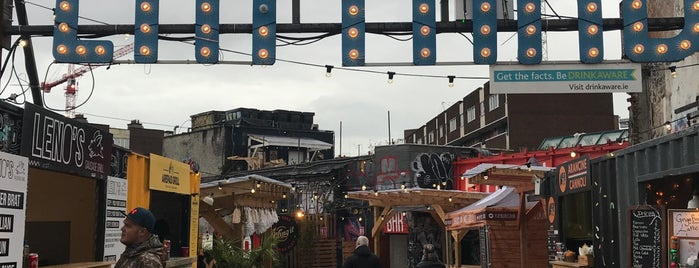 Eat Yard is one of Dublin.