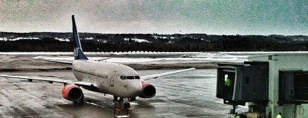 Sundsvall-Timrå Flygplats (SDL) is one of My Airports.