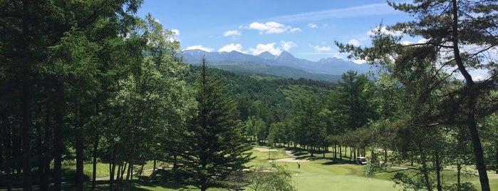 蓼科東急ゴルフコース is one of Top picks for Golf Courses.