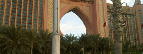 Atlantis The Palm is one of Best Places in Dubai.