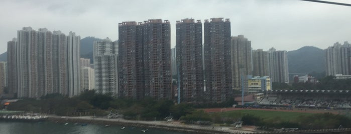 Tsing Yi is one of My favorites for districts.