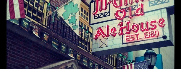 McGillin's Olde Ale House is one of Philadelphia's Best Beer - 2013.