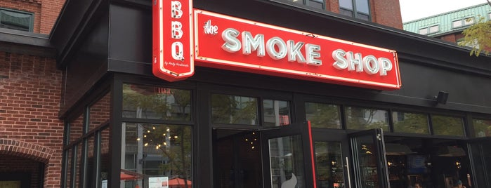 Smoke Shop BBQ is one of Food.